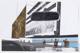 modern architectural drawings. Architectural Firm: O.M.A., Artist: Rem Koolhaas, Charrette Submission For The Museum Of Modern Drawings P