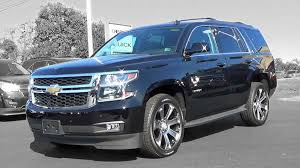 2015 Chevy Tahoe: Review - YouTube