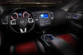 dodge durango reviews and rating motor trend 2013 dodge durango interior layout 03