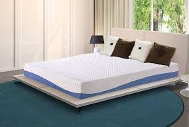 foam mattress.  Mattress Olee Sleep 10 Inch Gel Memory Foam Mattress To