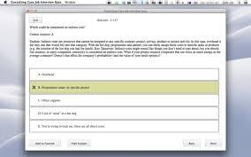 Consulting Case Job Interview Quiz