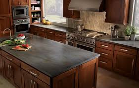 dark solid surface kitchens source formatopusa com
