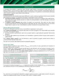 Il dimensionamento degli impianti idrosanitari miscelatori e