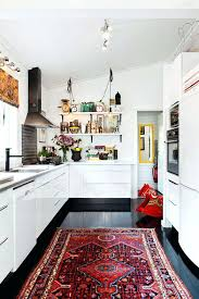Cant Go Wrong With Black And White Desire To Inspire Kitchen Rugs Check