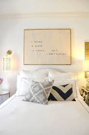 wall decor for bedroom above bed irrational art top modern contemporary over home design ideas 20