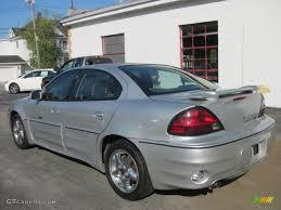 Galaxy Silver Metallic 2001 Pontiac Grand Am GT Sedan Exterior ...