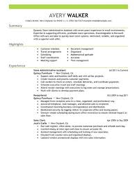 choose sample office assistant resume