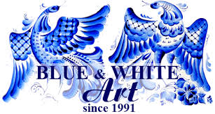 I love <b>Blue</b> and <b>White</b>: ABOUT