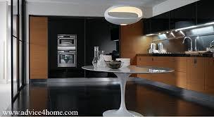modern black kitchens. Unique Modern Modern Kitchen Black 30 Pictures  On Kitchens