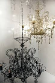 forms of nature chandelier in diy