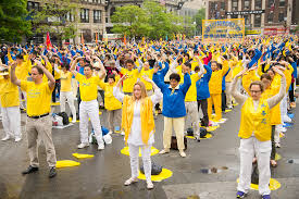 Image result for Falun Gong