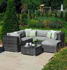 best rattan garden furniture sofa set