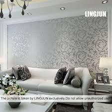 Modern Minimalist Non-Woven Wallpaper ...