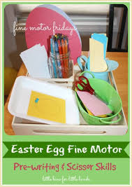 Easter Egg Fine Motor Activities And Ideas For Kids