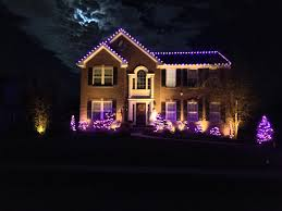halloween outdoor lighting. Holiday Lighting Begins In October Halloween Outdoor
