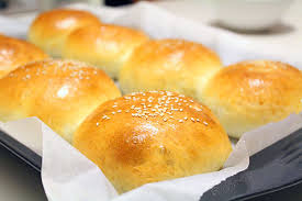 Baked Chinese Bbq Pork Buns The Quiet Baker