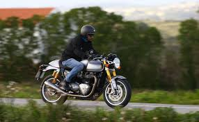 2016 triumph thruxton r first ride review ndtv carandbike