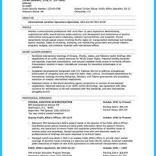 Template Aviation Resume Examples Format 2017 Pilot Template Sample