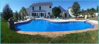 vinyl liner swimming pools above ground pools st louis i56