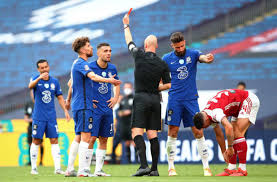 Fifa 20 chelsea fa cup final 2020 xi. Chelsea Arsenal And The Recurring Shame Of English Refereeing