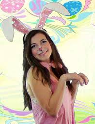creating an easter bunny costume look