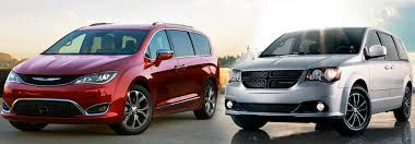 2018 chrysler grand caravan. contemporary caravan chrysler pacifca vs dodge grand caravan for 2018 chrysler grand caravan