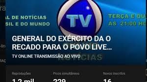 LIVE DO DIA 17/04/2020 TV ONLINE NOTÍCIAS - YouTube