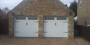 automatic sectional garage door sleaford 2