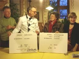 Die Spenden der Besucher wurden von Herrn Walter Smetana verdoppelt. Die Gäste spendeten 480,20 Euro , Herr Smetana gab ebenfalls 480,20 Euro dazu. - Benefi7
