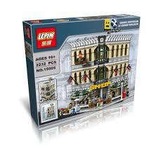 Đồ chơi lắp ráp Mô Hình Lego Trung Tâm Thương Mại Grand LEPIN 15005 giảm  chỉ còn 1,030,000 đ