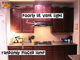 under cabinet lighting in kitchen. Under Cabinet Lighting? Kitchen_under_cabinet_light_fail_hoh_2 Lighting In Kitchen