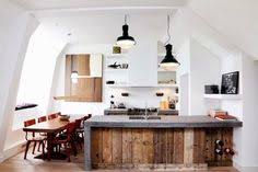 reclaimed wood kitchen island door green reclaim your home 14 solid reclaimed wood ideas for your abode brit co