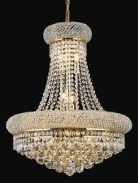 elegant modern k9 crystal glass basket chandelier pendant ceiling light lamp