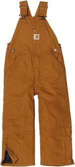 Amazon.com: Carhartt Little Boys' Washed-Duck Bib Overall: Pants ... & Amazon.com: Carhartt Little Boys' Washed-Duck Bib Overall: Pants: Clothing Adamdwight.com