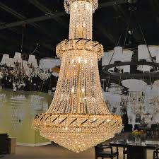 Lighting By Pecaso Contour Flush Mount Chrome Chandelier French Empire Belenus 32 Light 36 Inch Gold Crystal Chandelier 66 In Tall Large