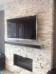 install on stone tv installation