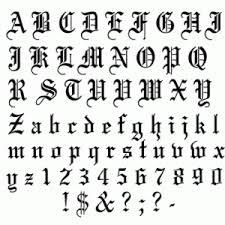 Stencil Letters Alphabet And Letter Stencils Sp Stencils