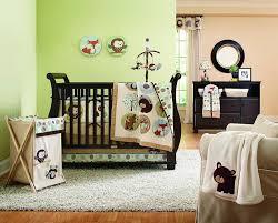 cute ideas baby nursery room decoration with carters baby bedding set archaic jungle baby nursery