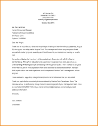 Thank You Resume Letters Resume Thank You Letter Template Best Cover Letter