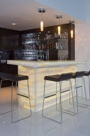 basement bar lighting ideas. Miami Basement Bar Lighting Ideas Home Contemporary With Onyx D Pendant Lights White Floor