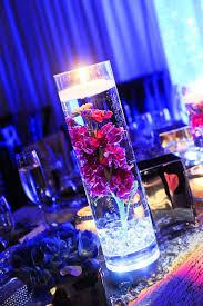 Led Lights For Centerpieces Waterproof Led Tea Lights Purple Wedding Centerpieces