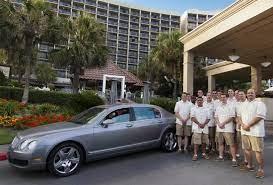 Resort Bentley & our valet team - Picture of The San Luis Resort, Galveston  Island - Tripadvisor