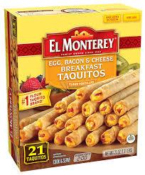 breakfast taquitos 21 pack