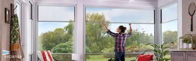 Ventura Products | Expanse Retractable Screen Porch and Patio Windows