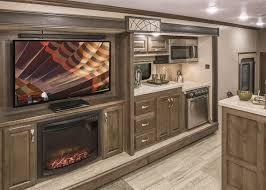 2016 kz rv venom v4020dq fifth wheel toy hauler enternment center
