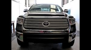 Diode Dynamics Headlight DRL Kit for 2017 Toyota Tundra - YouTube
