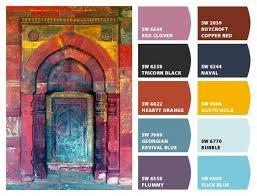 bohemian color