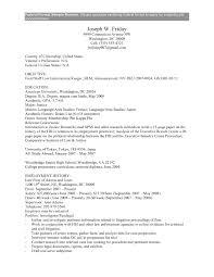 Federal Job Resume Format resume format for government job Savebtsaco 2