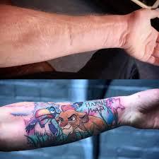татуировки благодаря которым владельцы могут хвастаться шрамами а