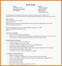 Personal Statement Resume Example Mission Statement Resume Objective Section Resume Examples Career